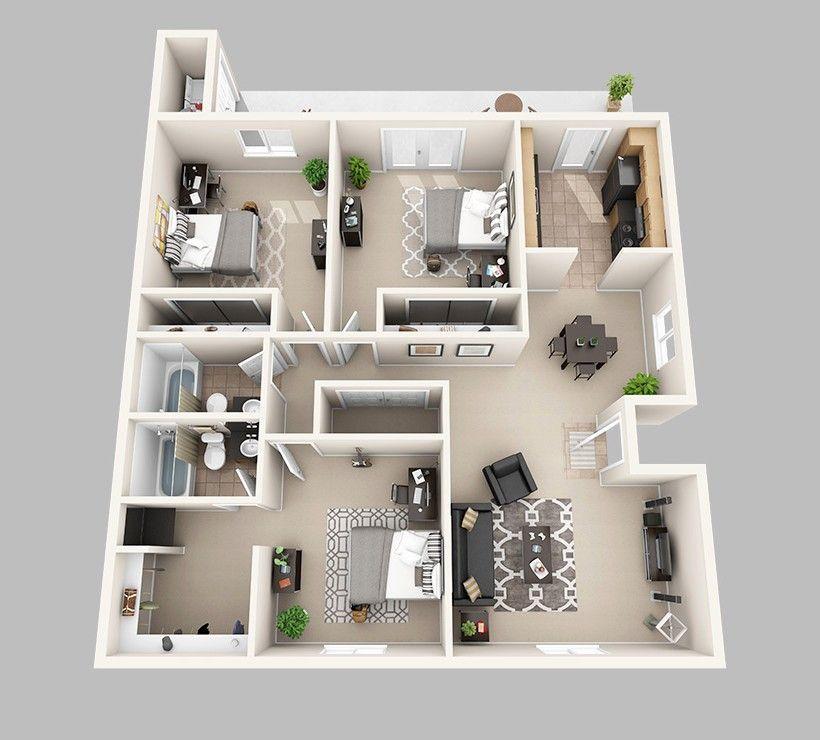 3d House Plans Free Software Downloads Inspirational 3d House Plan