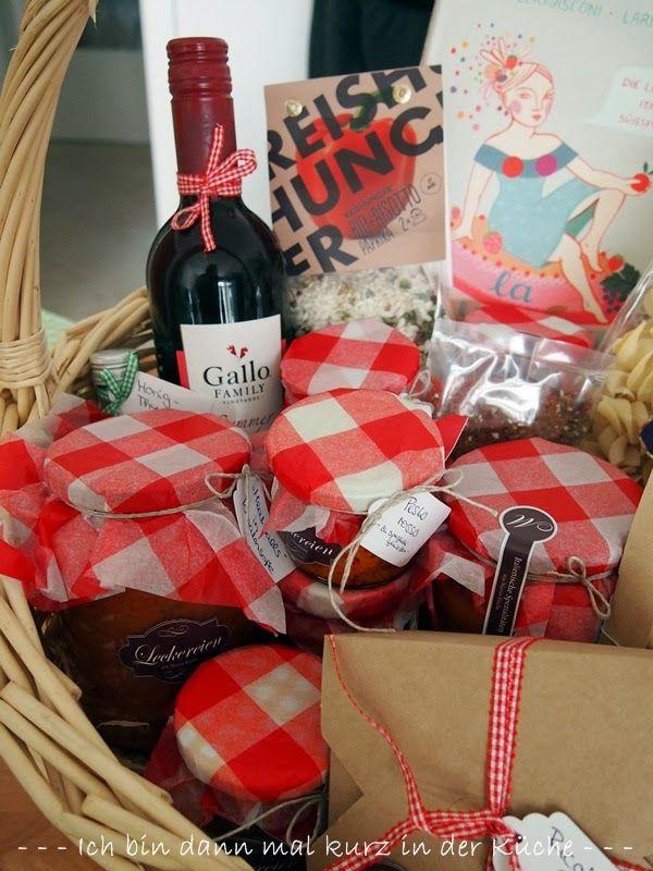 Ein neuer italienischer Geschenkkorb - Teil 2 | Geschenke | Pinterest