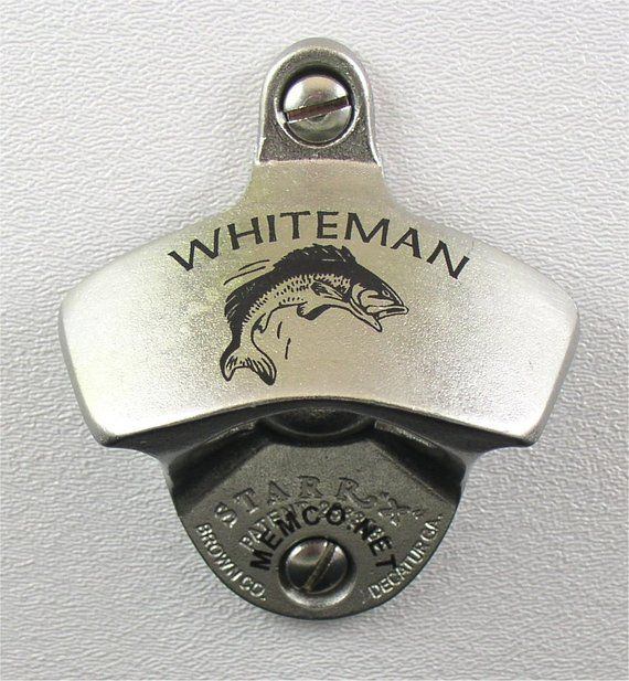 Valentine's Day Gift - Personalized Bottle Opener, Stainless