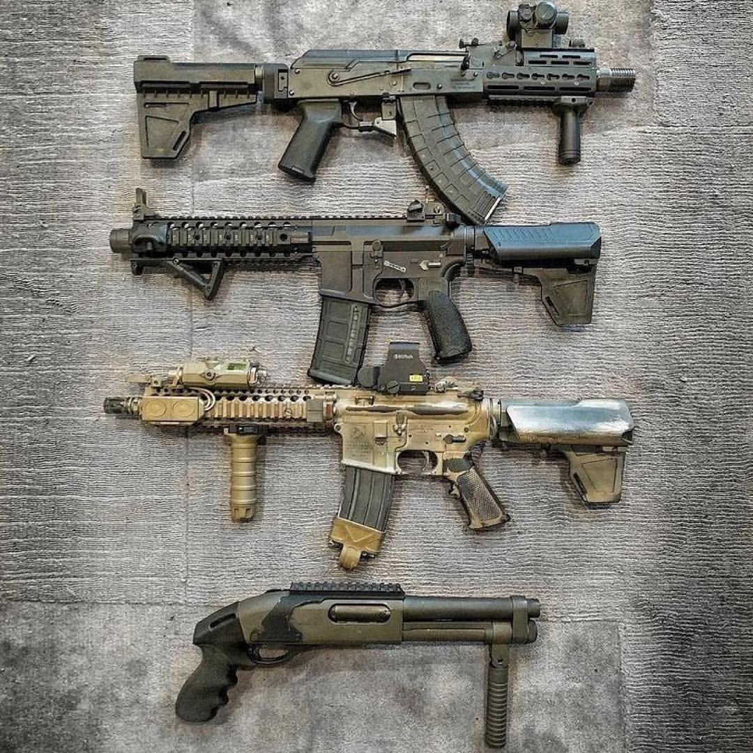867 curtidas, 6 comentários - SBR & AR Pistols (@sbr nation