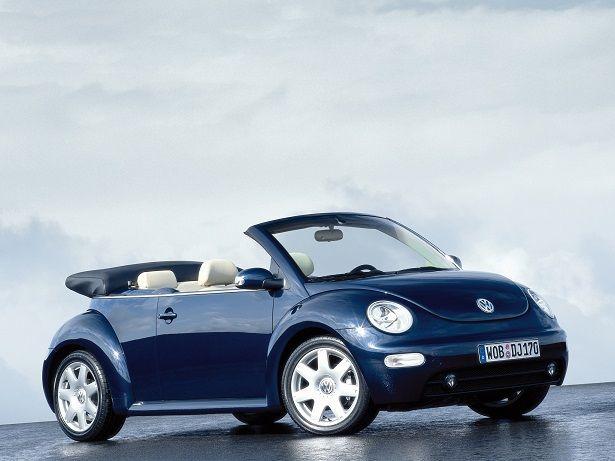 Volkswagen New Beetle Cabrio 2000 2005
