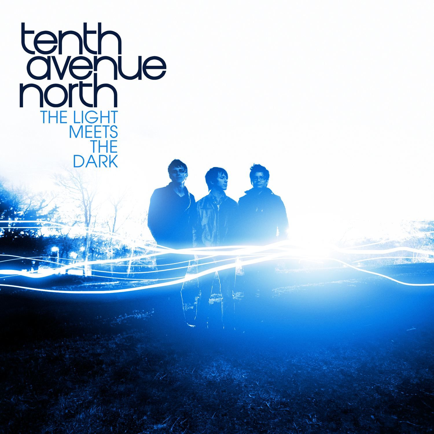 I'm listening to Strong Enough To Save by Tenth Avenue