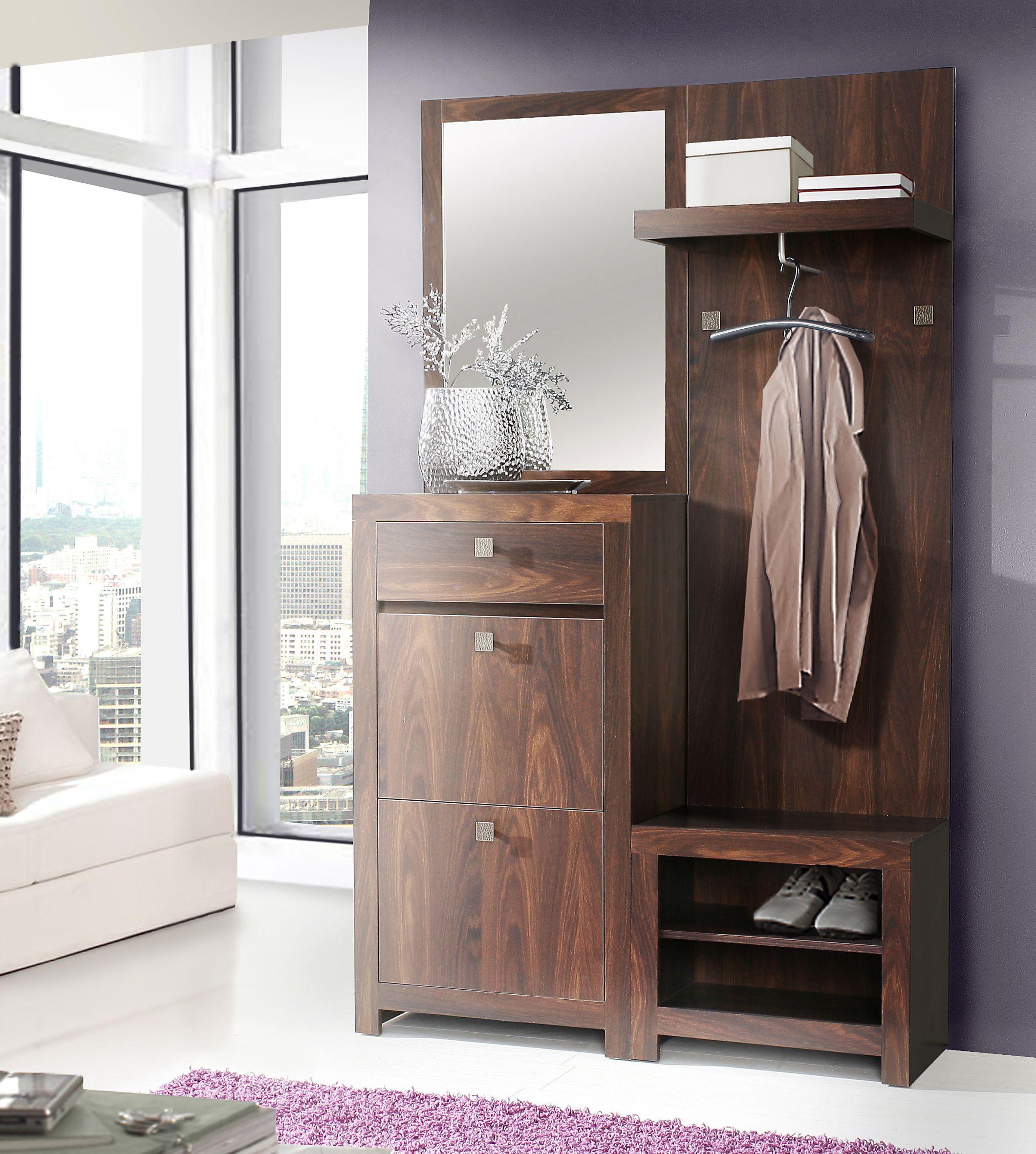 komplett garderobe irma i m bel im kolonialstil gehen. Black Bedroom Furniture Sets. Home Design Ideas