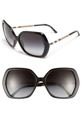 ac24367631089 BURBERRY Oversized Sunglasses ✺ꂢႷ ძꏁƧ➃Ḋã̰Ⴤʂ✺