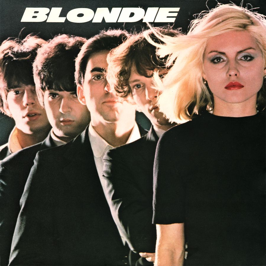 Pin By Victor Vg On My Music Blondie Albums Retro Band Album Covers
