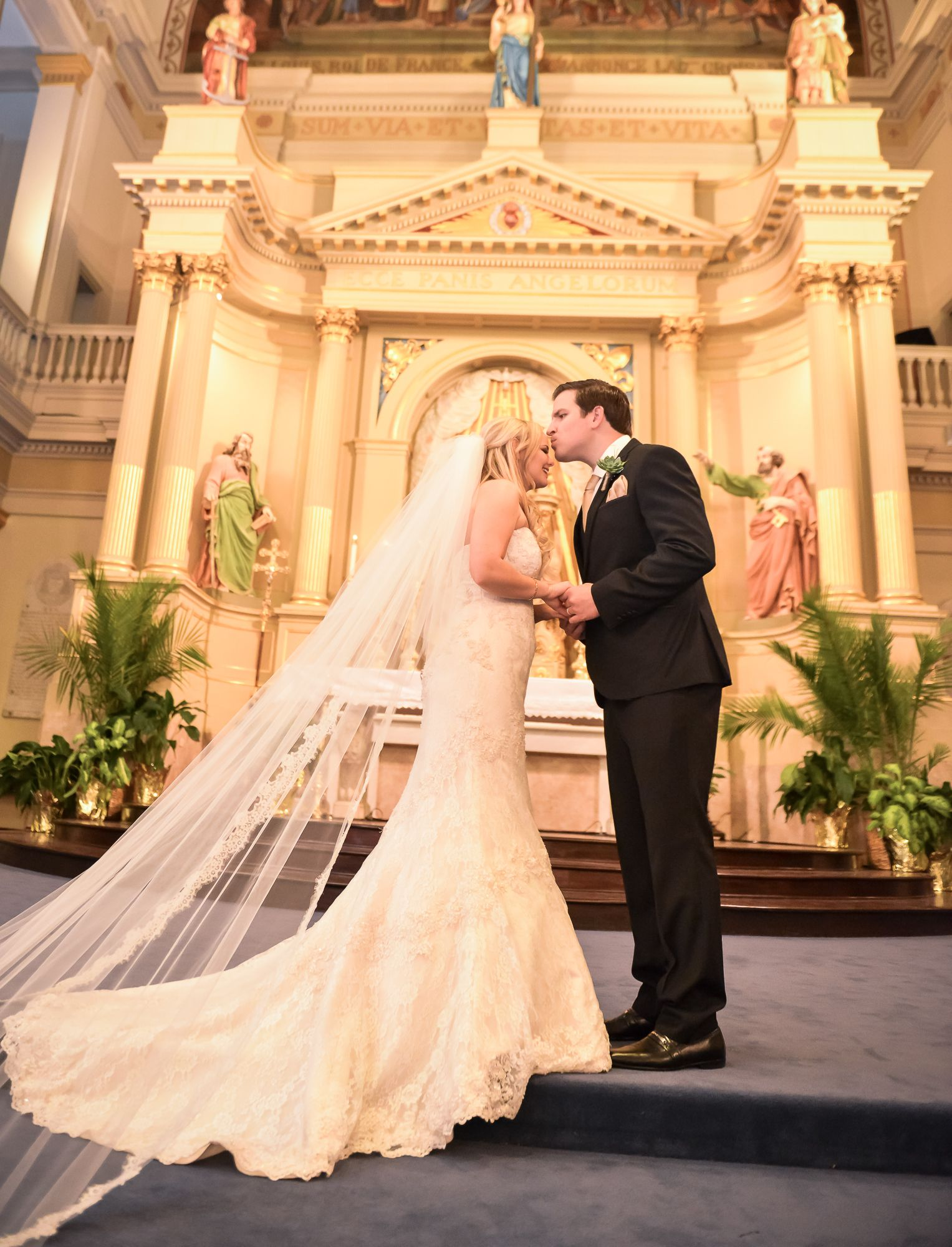 1216 Studio New Orleans, LA My Wedding St. Louis Cathedral