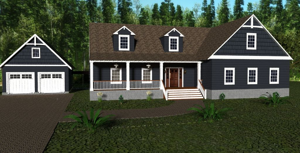 Best My Future Home Rendered In Sketchup Colors Here Are A 400 x 300