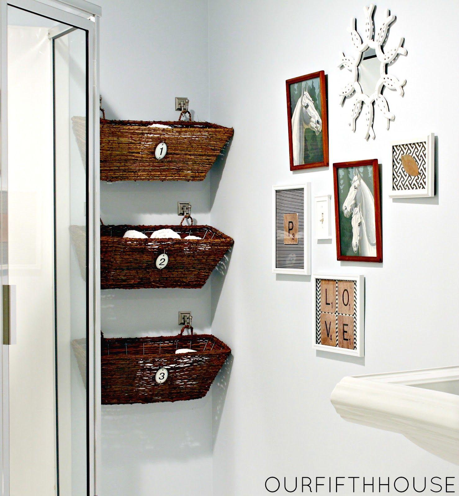 Window Box Bathroom Storage (perfect for a small bathroom   Bathroom ...