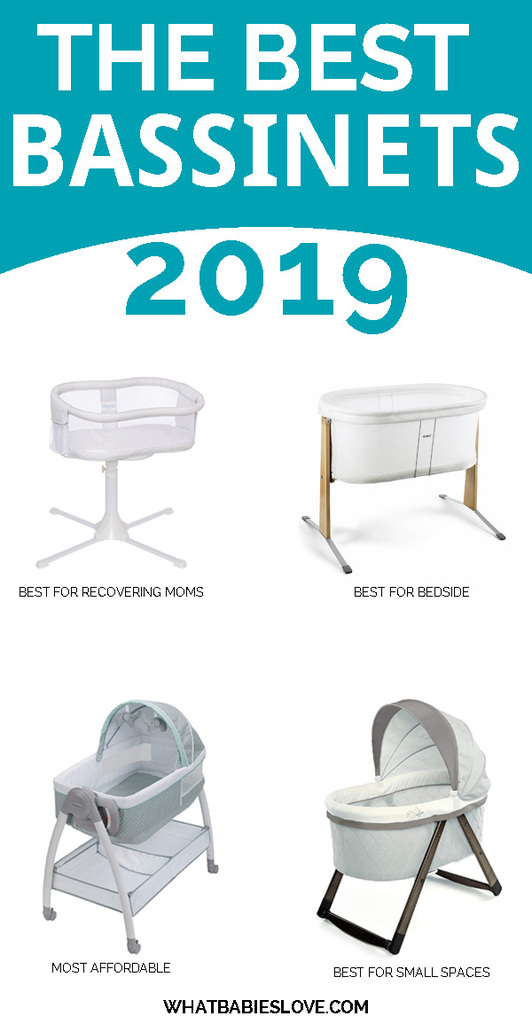 The Best Baby Bassinets For Your Bedside In The Master Bedroom