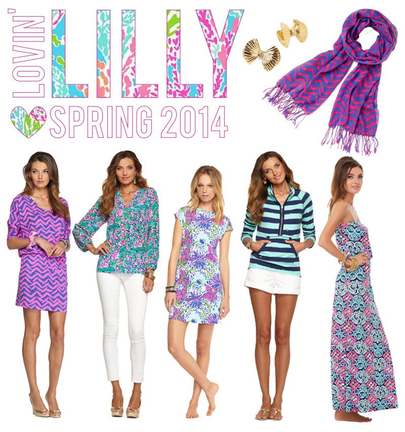 508b7c05a2 Loving Lilly Pulitzer - Spring 2014 Collection! - All Things Pretty ...