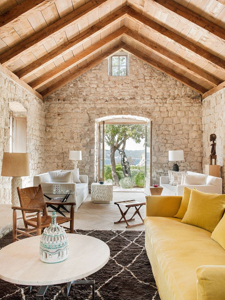 Stone House Of The 15th Century With Sea Views In Dubrovnik