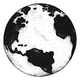 Planet Earth Globe America Africa Silhouette Africa Silhouette Earth Globe Planet Logo