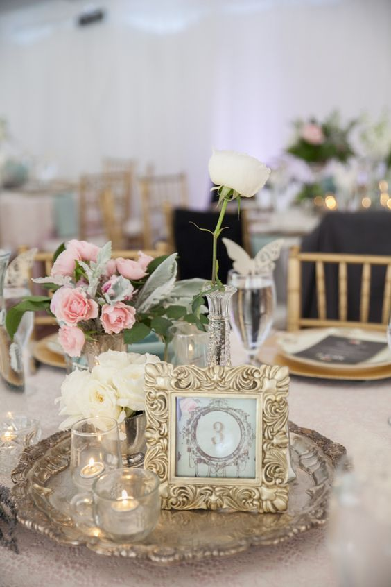 French Wedding Centerpiece Ideas Wedding Decor Elegant Vintage Wedding Reception Vintage Wedding Centerpieces