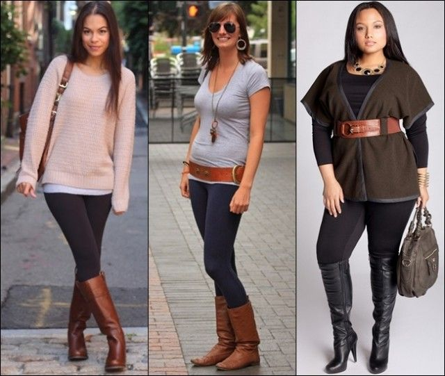 e106c9ebaf86 How to Wear Leggings Top to Toe on Different Occasions 02 How To Wear  Leggings,