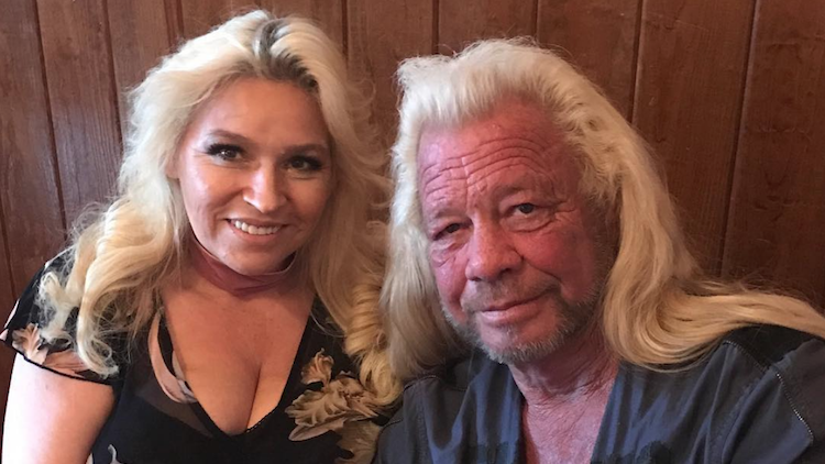 Dog The Bounty Hunter Gets A Tattoo Of His Wife S Name Dog The