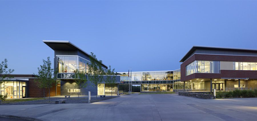 Modern Architecture Schools vmdo architects: portfolio - k-12 education projects - buckingham