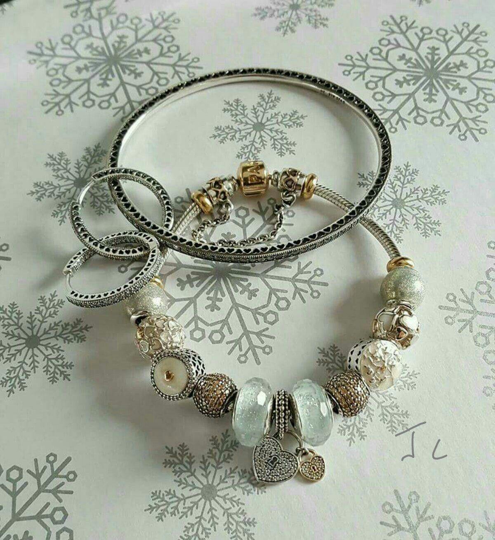 Pandora or /blanc | Pandora bracelet charms, Pandora bracelets ...