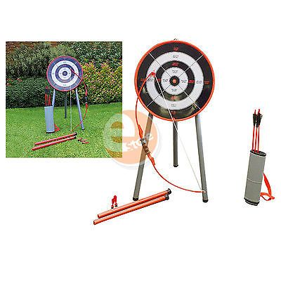 New #garden archery set game outdoor fun bow #arrows #target blow pipe darts part,  View more on the LINK: http://www.zeppy.io/product/gb/2/111702021830/