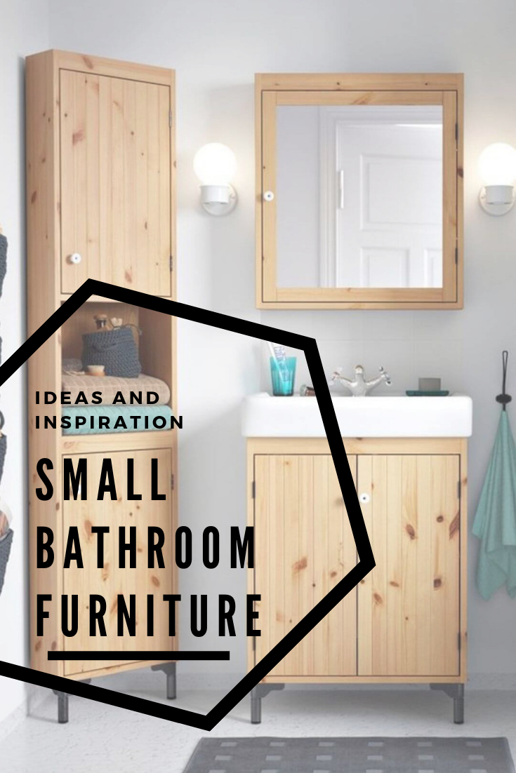 √ 9 Unique Bathroom Furniture Ideas (You Can Make Your Own