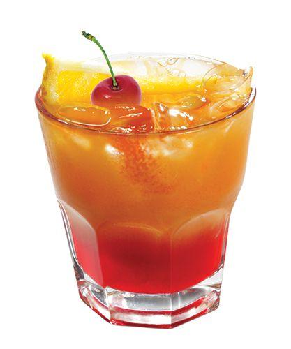 Jack Frost Glow 2 Oz Jack Daniel S Whiskey 2 Oz Orange Juice 2