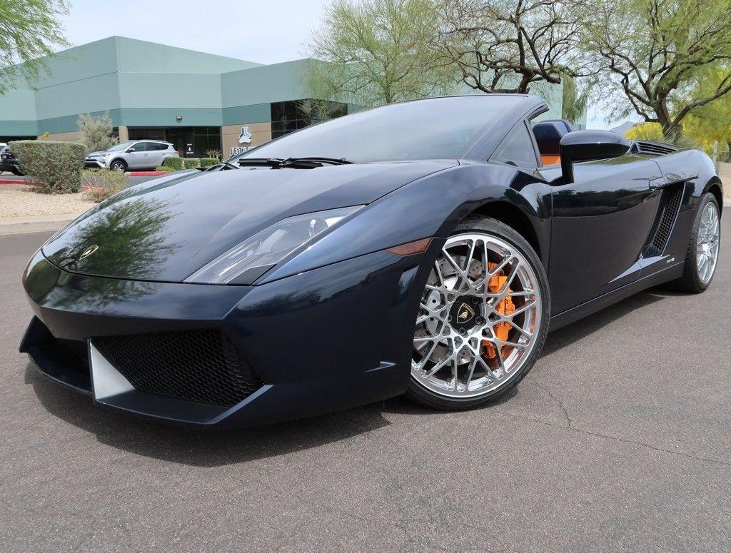 Awesome Awesome Amazing 2012 Lamborghini Gallardo LP 550 2 Spyder LP 550 2 Spyder  12k