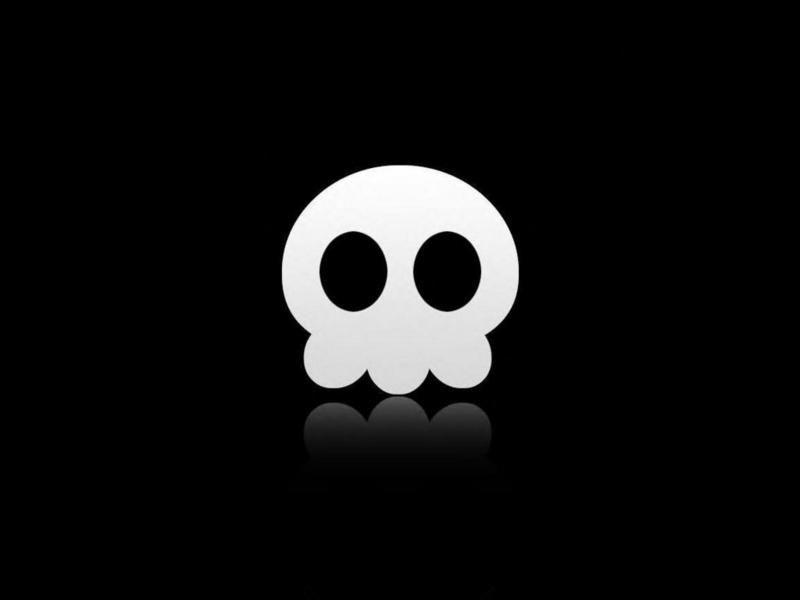 Apple Watch Face Skull Skull Cute Skull Wallpaper Black And White Cartoon Cartoon Wallpaper