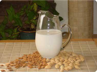 DIY Raw Organic Almond, Coconut, & Rice Milks « ByzantineFlowers