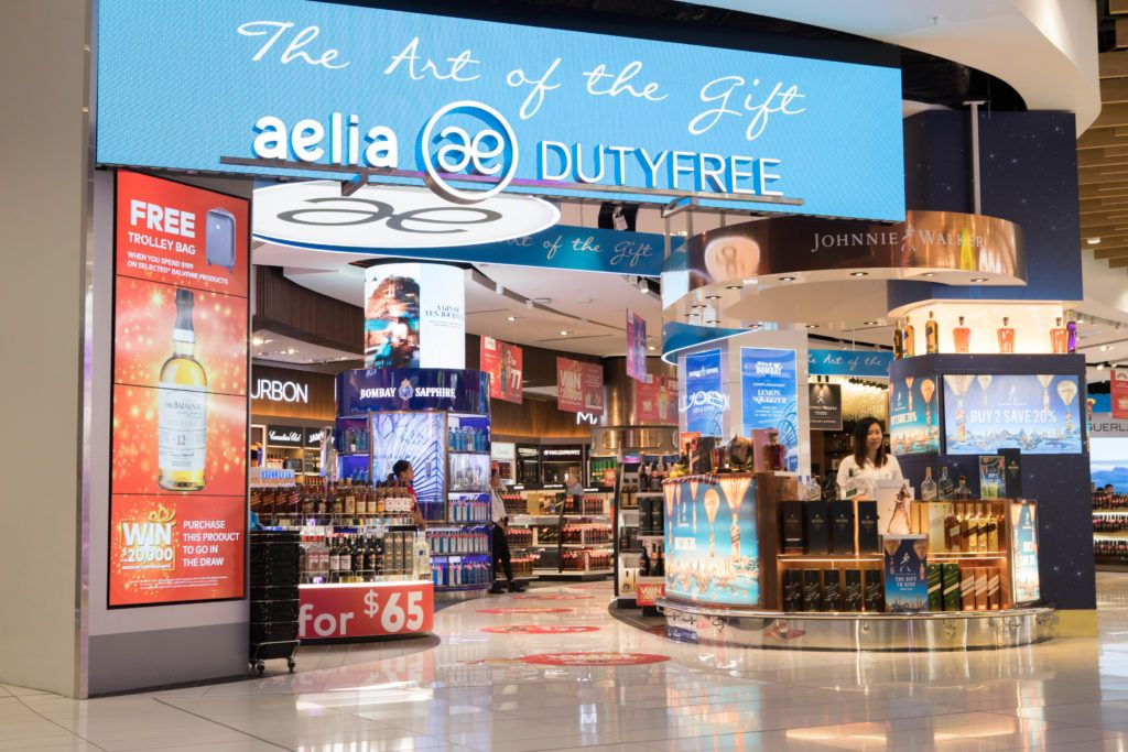 Premium And Accessible Lagardere Travel Retail Hails Opening Of Auckland Airport Departures Duty Free Store Global Travel Shopping Guide Travel Retail Auckland Airport Duty Free Store