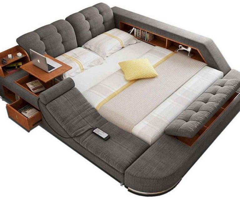35+ Best Bedroom Apartment Organization Ideas | Storage ...