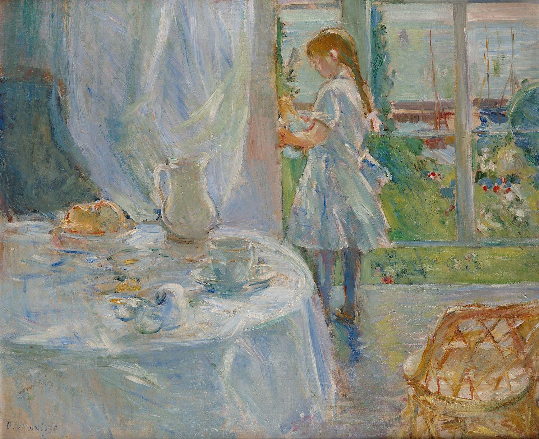 Épinglé par Parmenide56 sur Morisot | Impressionnisme, Les arts, Comment peindre