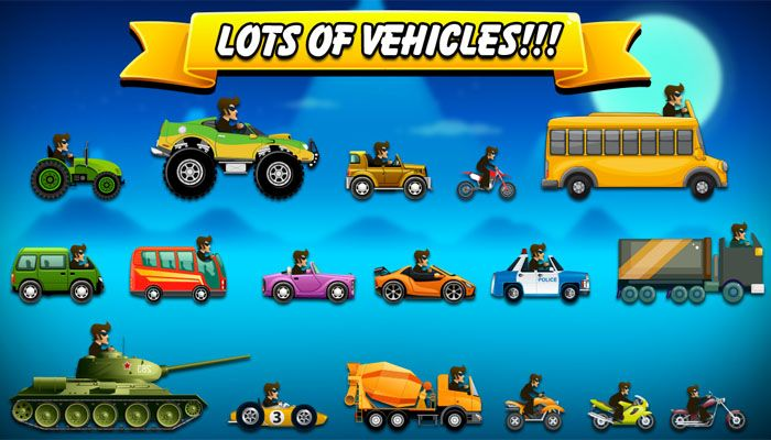 Download Game Android Hill Climb Racing 2 Apk