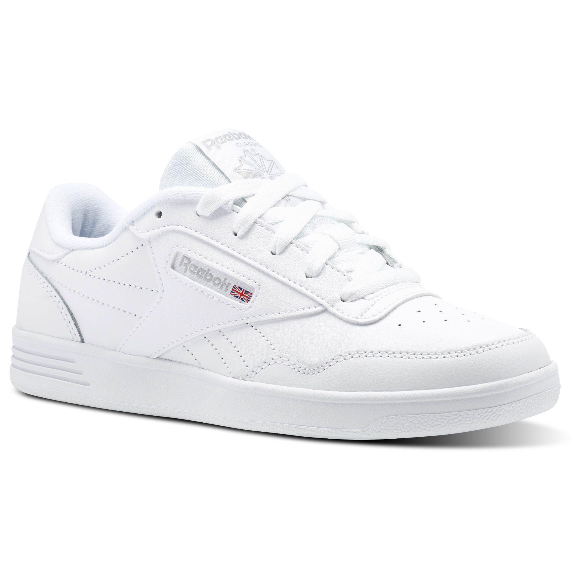 reebok white school shoes online - 55