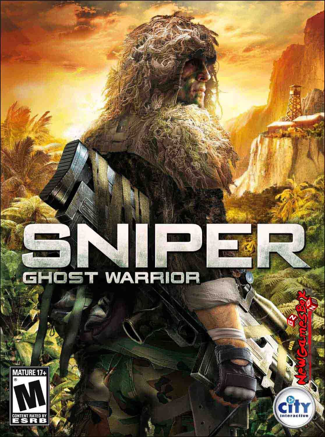 sniper ghost warrior pc game free download full version