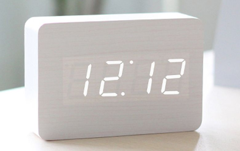 Beautiful Alarm Clock Alarm Clock Digital Alarm Clock Clock