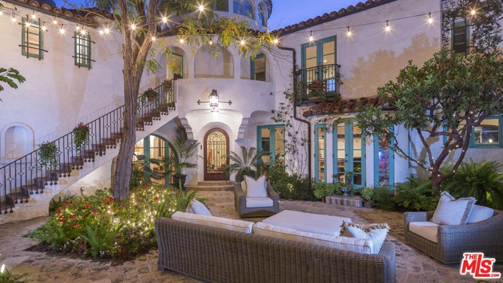 You Can Buyor Rentgerard Butlers Los Angeles Home Spanish