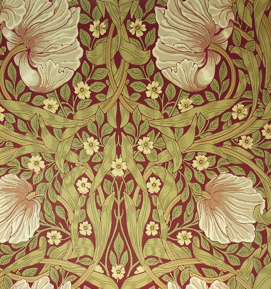 william and morris wallpaper - Google Search