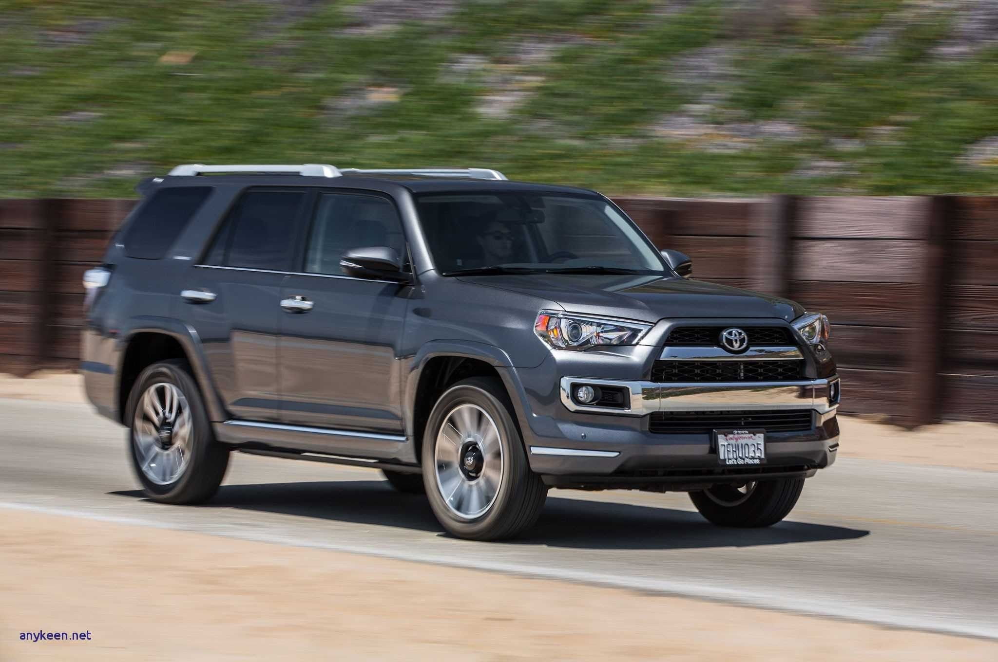 New 2019 Toyota 4runner Limited Exterior Car Review 2019