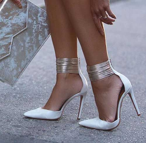 Bayan Abiye Ayakkabı Modeli