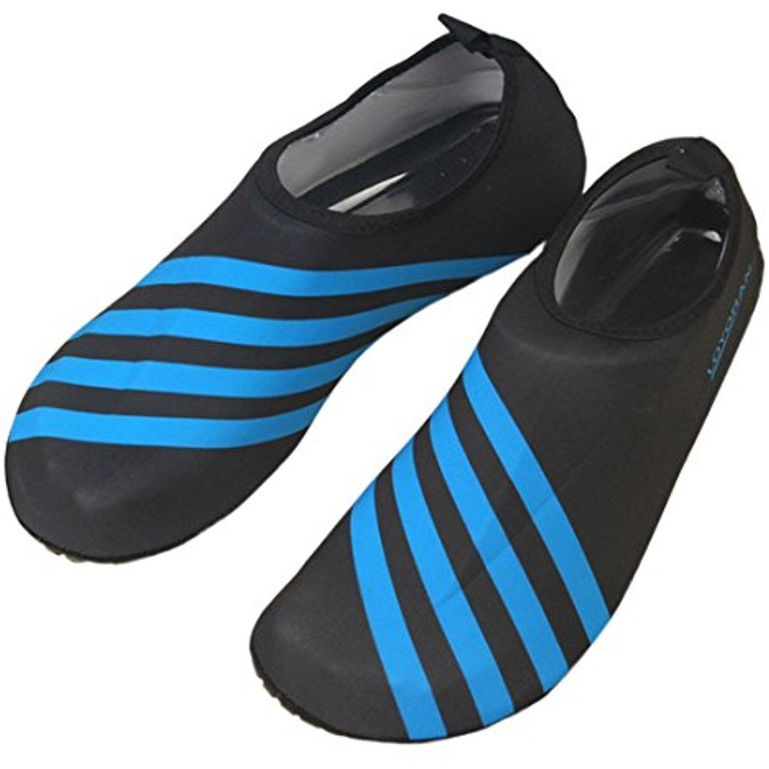 Men's Women' Solid Color Barefoot Water Skin Shoes For Beach Swim Surf Yoga Exercise