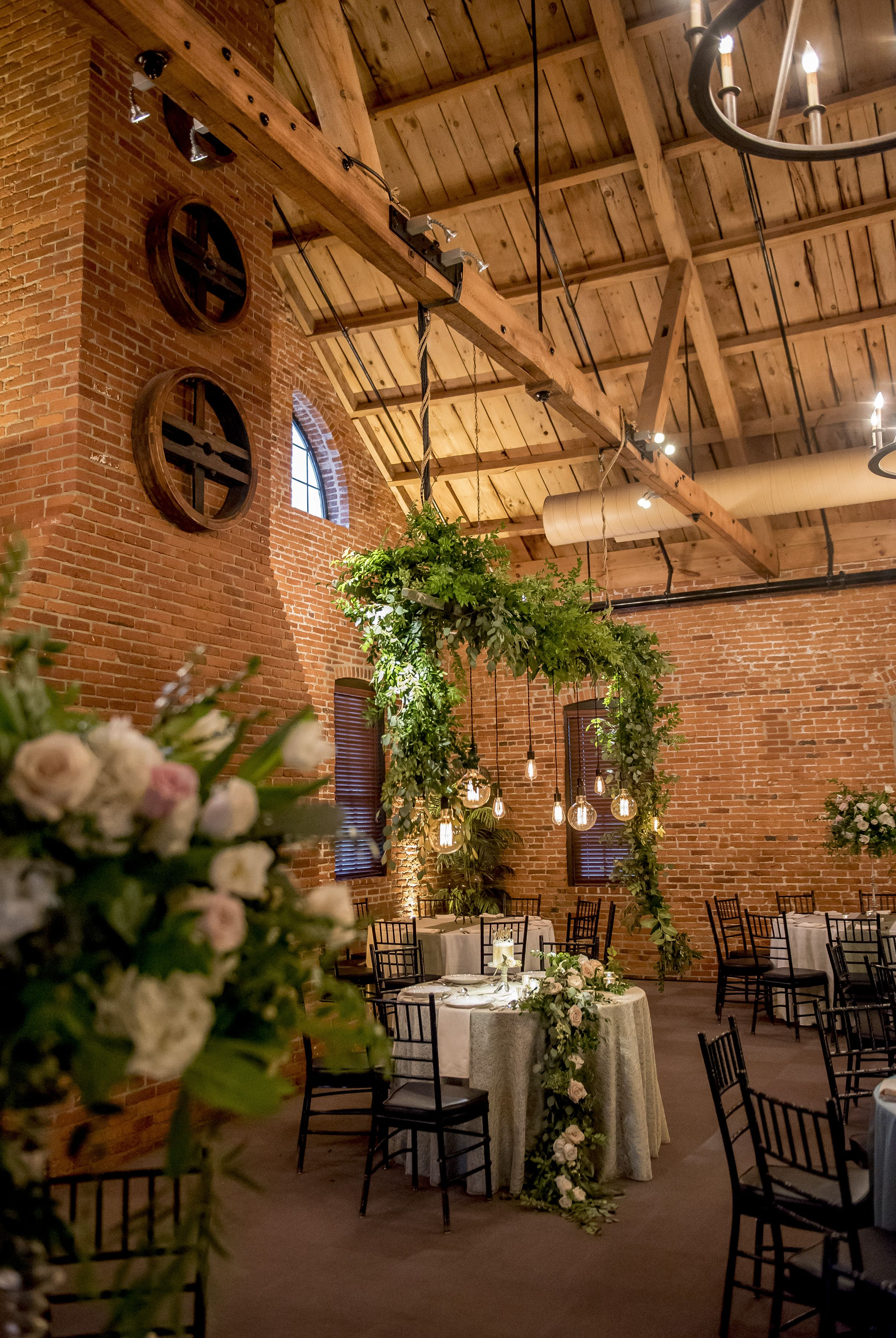 Wedding At The Ballroom Cork Factory Hotel In Lancaster PA