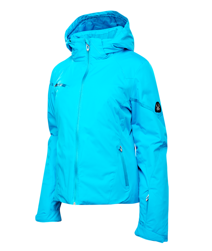 womens spyder ski jacket snowboarding winter jackets