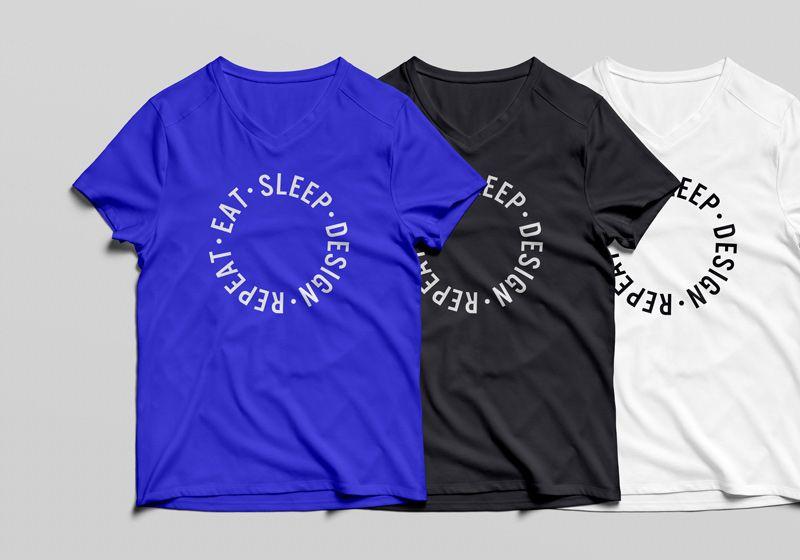 Download Free V Neck T Shirt Mockup Shirt Mockup Tshirt Mockup T Shirt