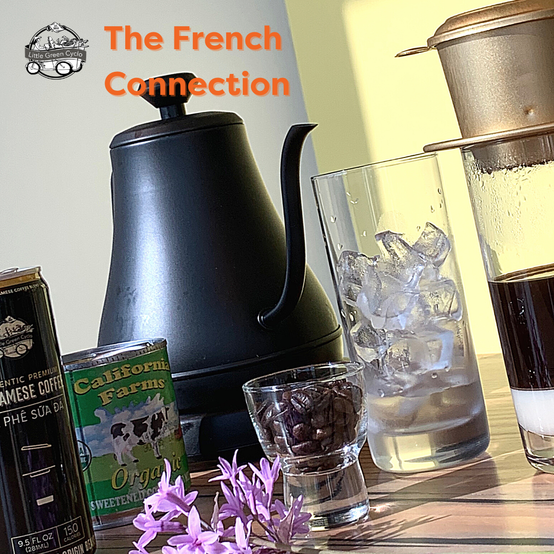 cà phê sữa đá was created from the influence of the French and the ingenuity of the people of Vietnam. Now, the family-farms in Vietnam are producing the high-quality, specialty coffee beans found in LGC's coffee. Try LGC's cà phê sữa đá, crafted with quality & 💜 #coffee #coffeetime #coffeelover #coffeeaddict #coffeeshop #espresso #coffeegram #specialtycoffee #coffeelove #instacoffee #coffeelovers #coffeeholic #organiccoffee #coffeeoftheday #coffeebeans #vietnamesecoffee #vietnam #france