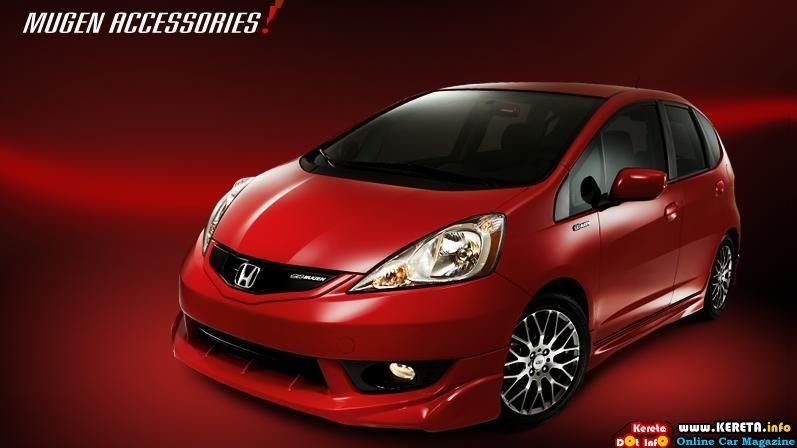 Honda Jazz Mugen Photos News Reviews Specs Car Listings Honda Fit Honda Jazz Honda Fit Sport