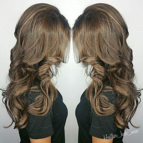 20 Cute Fall Hair Colors And Highlights Ideas Ash Brown
