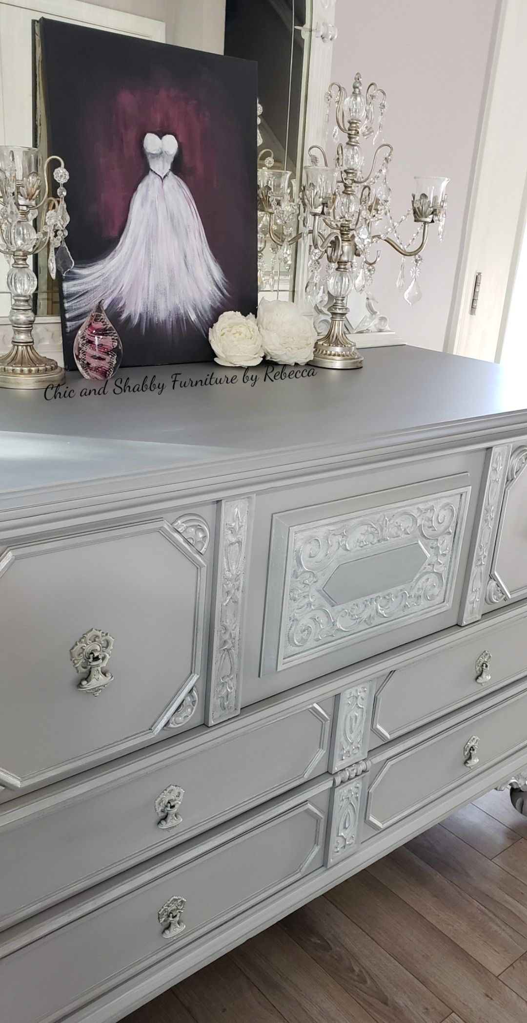 Pin Von Chic And Shabby Furniture By R Auf My Furniture Makeovers Upcycled Repurposed And Diy Chic And Shabby Furniture Pieces Shabby Mobel Kommode Vintage