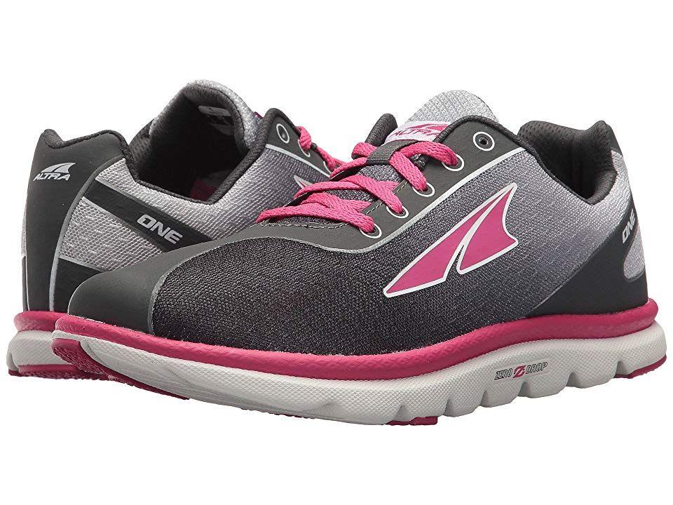 Altra Footwear One Jr (Big Kids) (Raspberry) Athletic