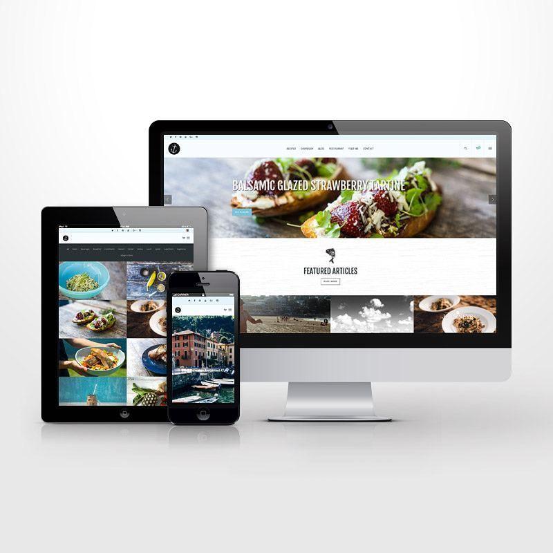 Responsive website design by KORE for Bondi Harvest. #responsivedesign #webdesign #wordpress #responsive #content #development #branding #identity #graphicdesign #UI #UX