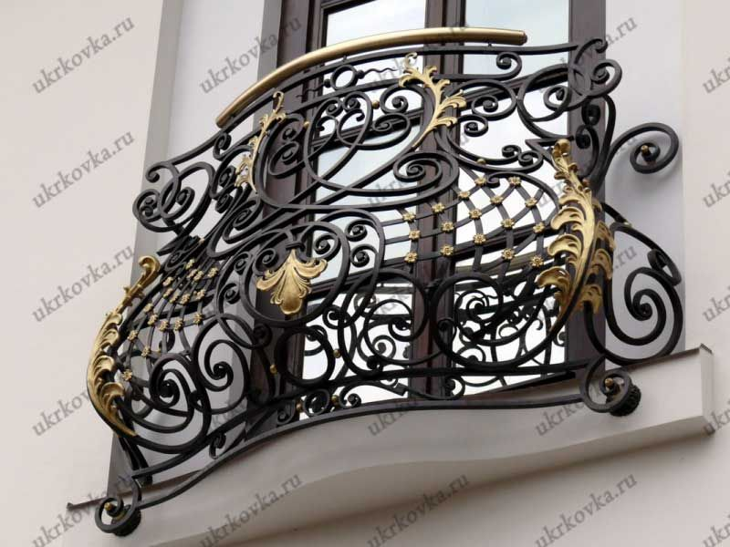 Кованые перила для балкона фото и цены изготовление в ...