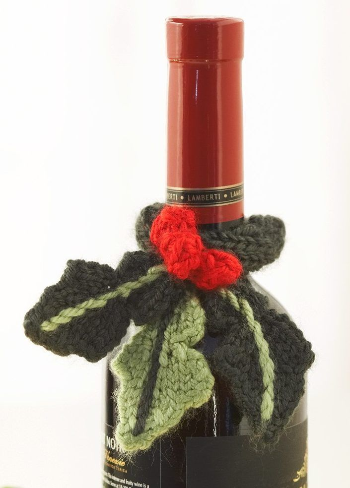 Gift Wrap Knitting Patterns Box Decorations Knitting Patterns And